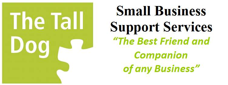 The Tall Dog – Small Business Support Services